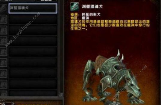 魔兽世界9.0渊誓猎魂犬怎么得 渊誓猎魂犬获取技巧详解[视频][多图]图片2