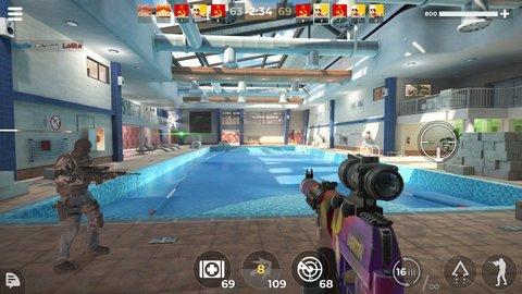 AWP模式史诗3D狙击游戏最新安卓版图2: