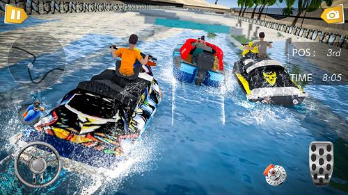游轮驾驶模拟器3D游戏官方手机版图3: