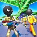 火柴人军用货机运输机游戏最新安卓版 v1.3