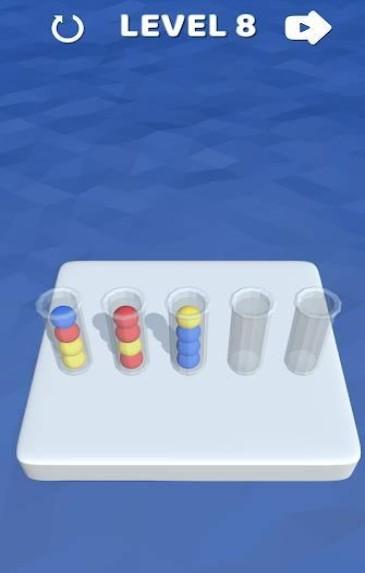 试管彩球3D游戏汉化版下载图2: