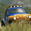 光束驱动赛车游戏