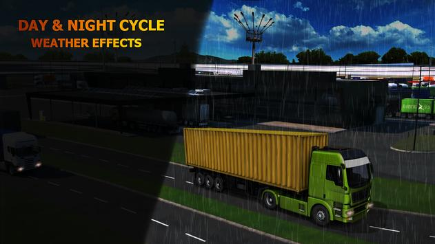 丝绸之路卡车模拟器中文版游戏下载(Silk Road Truck Simulator)图3: