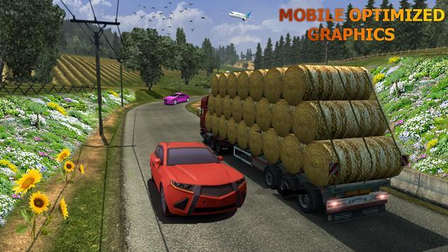 丝绸之路卡车模拟器中文版游戏下载(Silk Road Truck Simulator)图片1