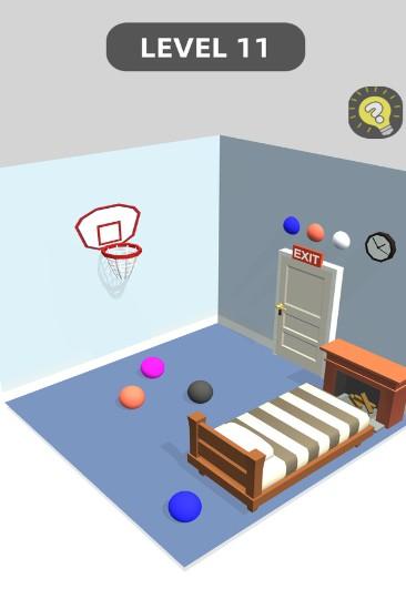 我逃离密室贼6游戏安卓汉化版图1: