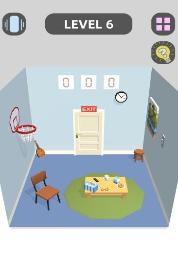 我逃离密室贼6游戏安卓汉化版图2: