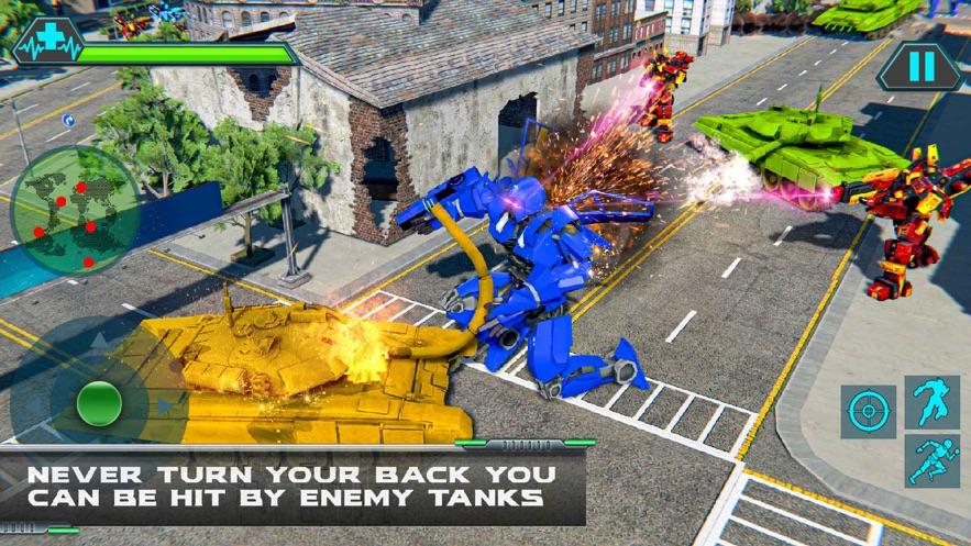 直升机变换坦克战争游戏安卓官网版图3: