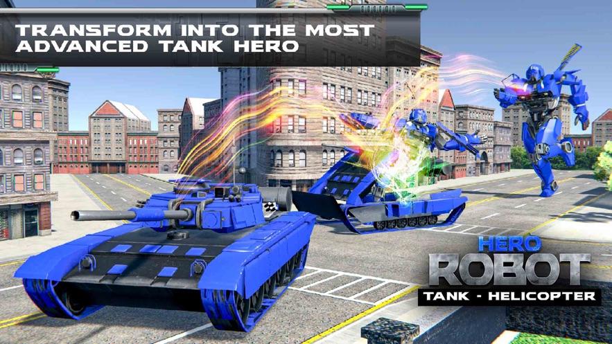 直升机变换坦克战争游戏安卓官网版图片2