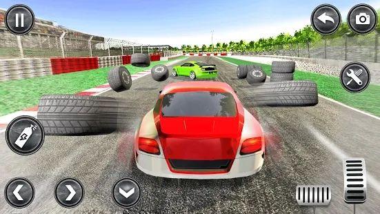 极端赛车3D跑车赛游戏安卓最新版图2: