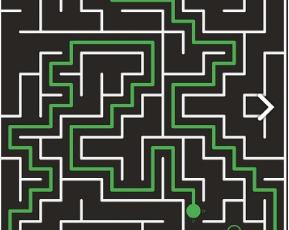 迷宫解谜游戏攻略大全 全关卡图文通关总汇[多图]