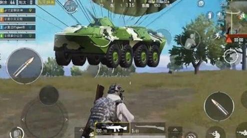 和平精英装甲车怎么锁 装甲车上锁攻略[多图]