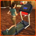 我的适合度健身房锻炼巨头游戏安卓测试版 v1.0