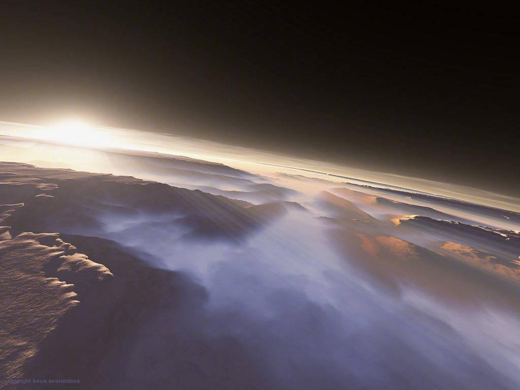18亿像素火星全景照片高清版分享图片4