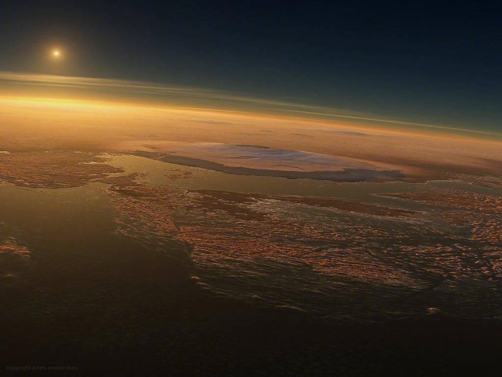 18亿像素火星全景照片高清版分享图4: