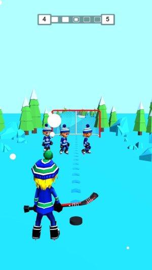 曲棍球大赛3D游戏图1