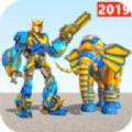动物机器人对决游戏安卓最新版 v1.0