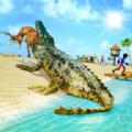 愤怒鳄鱼模拟器游戏最新安卓手机版 v1.0