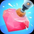 珠宝切割模拟器游戏中文手机版 v1.0.3
