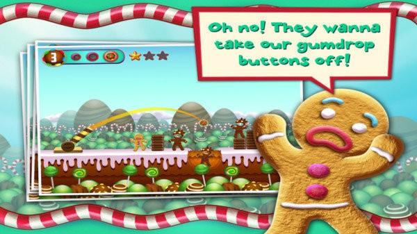 姜饼人战争模拟游戏手机中文版图1:
