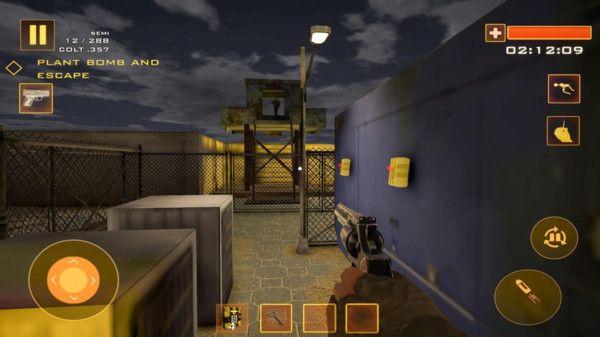 诡秘越狱模拟器游戏安卓手机版图1: