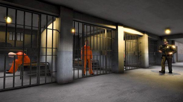 诡秘越狱模拟器游戏安卓手机版图片1