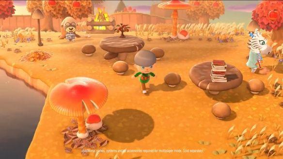 集合啦动物之森游戏中文完整版图3: