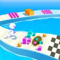 粘粘积木滚动破坏球游戏安卓版下载 v1.0