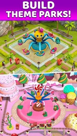 趣味主题公园游戏最新IOS版(Funscapes)图片1