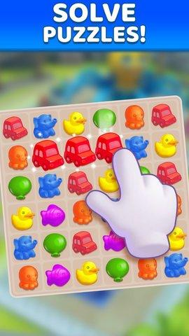 趣味主题公园游戏最新IOS版(Funscapes)图1:
