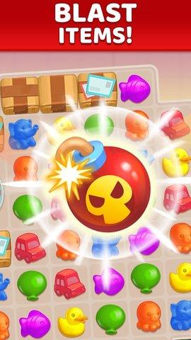 趣味主题公园游戏最新IOS版(Funscapes)图3: