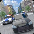 极限警车驾驶模拟游戏