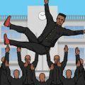 黑人抬棺跳舞游戏