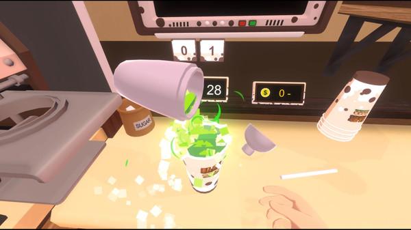 小圆的手摇饮料店VR游戏汉化手机版图2: