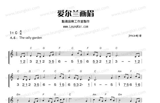 曲谱方案_钢琴简单曲谱