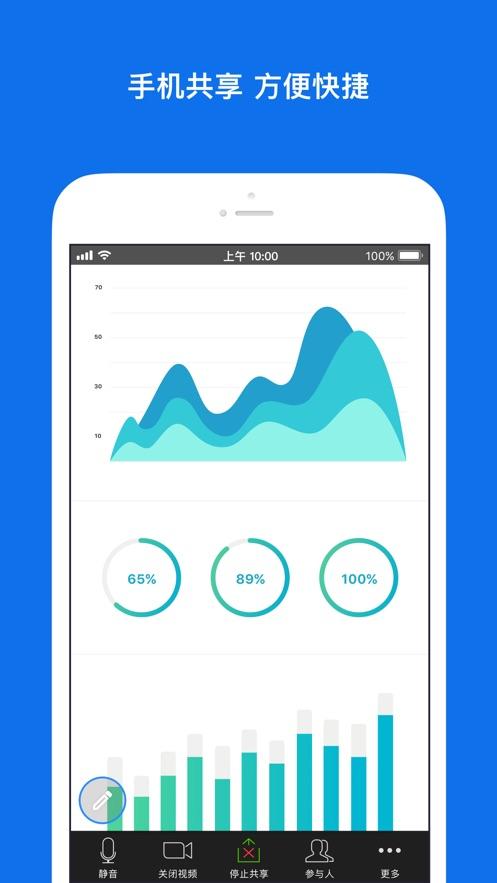 Zoom Cloud Meetings官网下载app图片1
