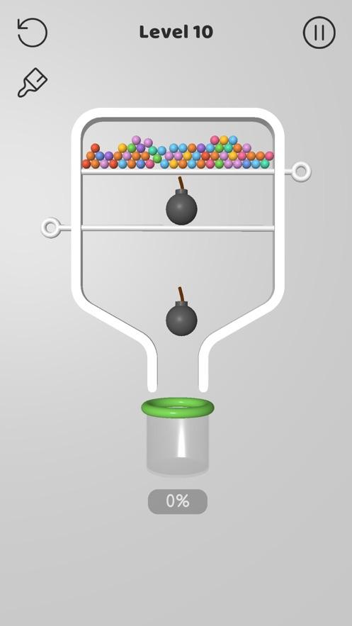 抖音移动那个针游戏最新安卓版(Move To Pin)图2: