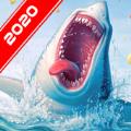 饥饿鲨模拟2020游戏中文最新版下载 v1.0