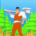魔幻森林砍树游戏