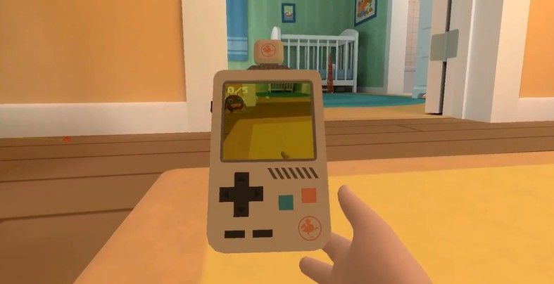 vr婴儿模拟器游戏中文手机版下载图2: