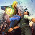 超级英雄与黑帮拉斯维加斯游戏