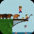 从桥上跳下去游戏最新手机版下载(Junmp Off Bridge) v1.0