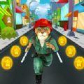 地铁猫警跑酷游戏最新手机版 v1.0