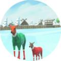圣诞鹿模拟器游戏中文安卓版 v1.0