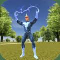 超级绳索英雄电线人游戏最新安卓手机版 v1.0