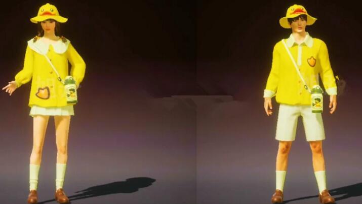 和平精英520小黄鸭皮肤曝光 小黄鸭皮肤获取及外观预览[多图]