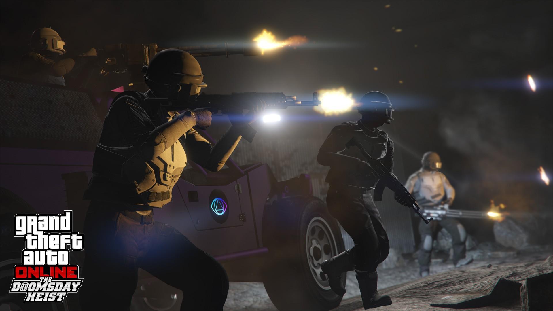 GTA5OL佩里科岛抢劫任务DLC最新版下载图3: