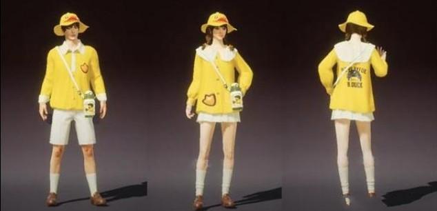 和平精英小黄鸭套装有特效吗 小黄鸭套装特效一览[多图]