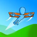 人能飞游戏安卓中文版(Human Can Fly) v1.1.1