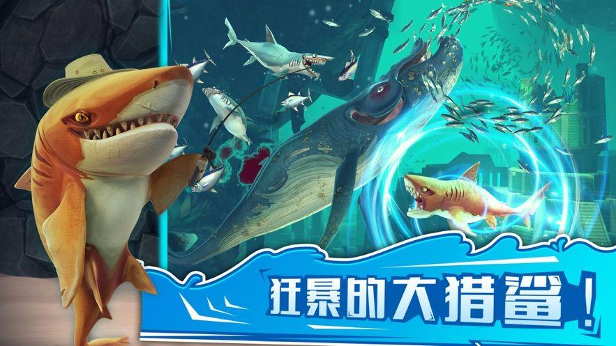 饥饿鲨世界杀人鲸解锁官方破解版图片1