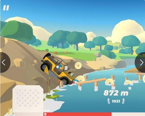 山坡赛车游戏最新中文版下载图2: